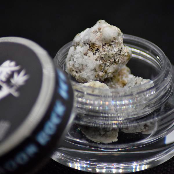 moon rock ice weed rush