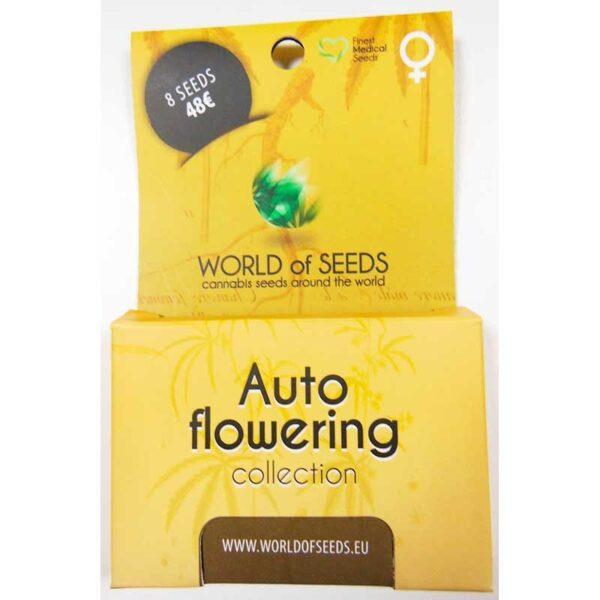 Autoflowering Collection auto World of Seeds