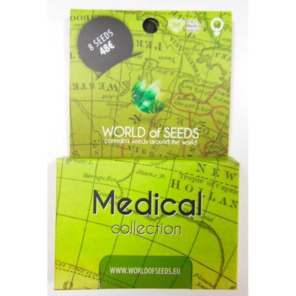 Medical Collection fem World of Seeds