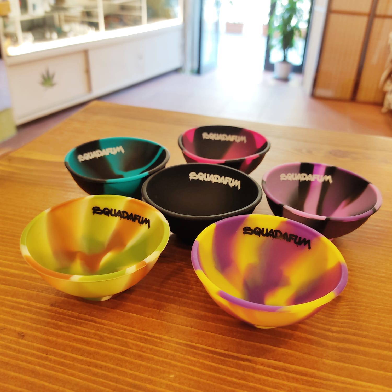 Bowl in silicone - mistiere