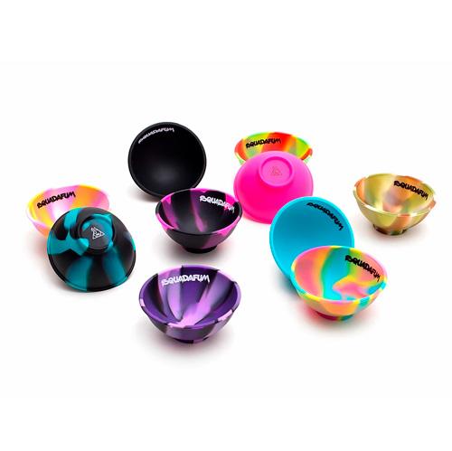 bowl squadafum silicone