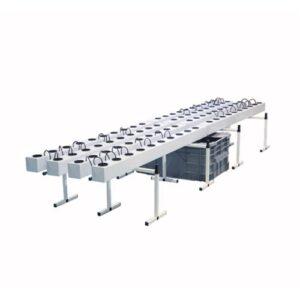 GHE AEROFLO 80 PIANTE (AL21011 + CL41013 + CL41014 + CV07005 + RE05001)