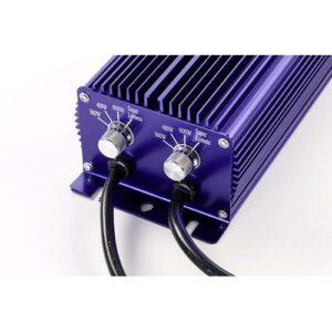 E-BALLAST LUMATEK TWIN 2X600W