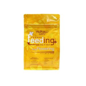 POWDER FEEDING - LONG FLOWERING - MOSTLY SATIVA