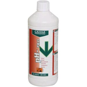 CANNA - PH DOWN 17% (EX 38%) PER CRESCITA PRO 1L