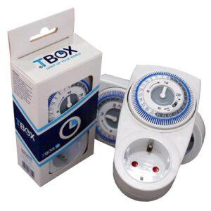 TEMPO BOX TIMER MECCANICO