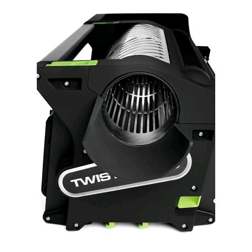 TWISTER - T6 TRIMMING CON LEAF COLLECTOR