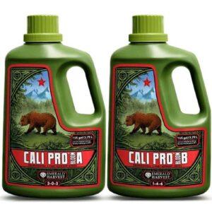EMERALD HARVEST - CALI PRO BLOOM A+B 2X1LT