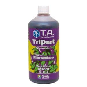 GHE/T.A. - TRIPART FLORA MICRO HARD WATER 1L