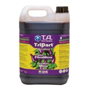GHE/T.A. - TRIPART FLORA MICRO HARD WATER 5L