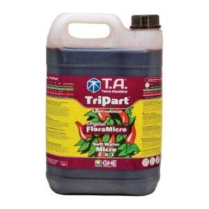 GHE/T.A. - TRIPART FLORA MICRO SOFT WATER 5L