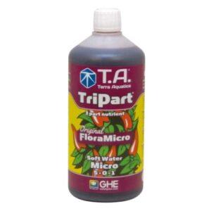 GHE/T.A. - TRIPART FLORA MICRO SOFT WATER 1L