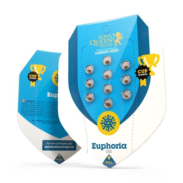 Euphoria cbd fem Royal Queen Seeds