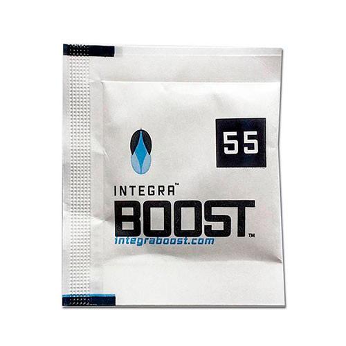 integra boost 55%
