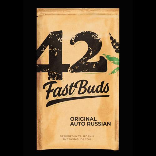 russian fast buds campo di canapa