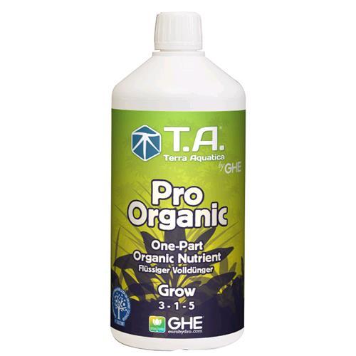 Pro Organic Grow ghe/ta