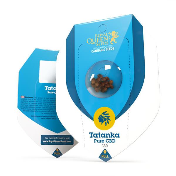 Tatanka Pure cbd Royal Queen Seeds