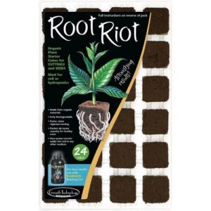 GROWTH TECHNOLOGY - ROOT RIOT 24pz