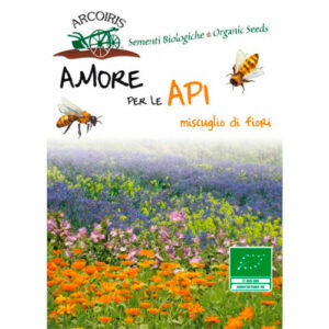 miscuglio amore per le api arcoiris campo di canapa