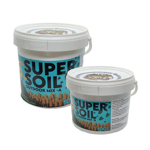 super soil outdoor mix