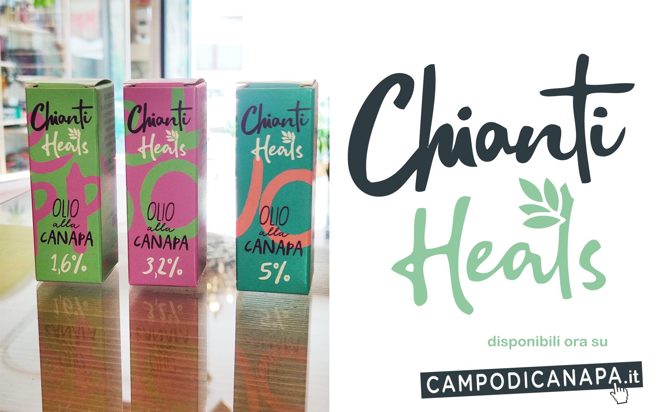 Chianti Heals - olio cannabis