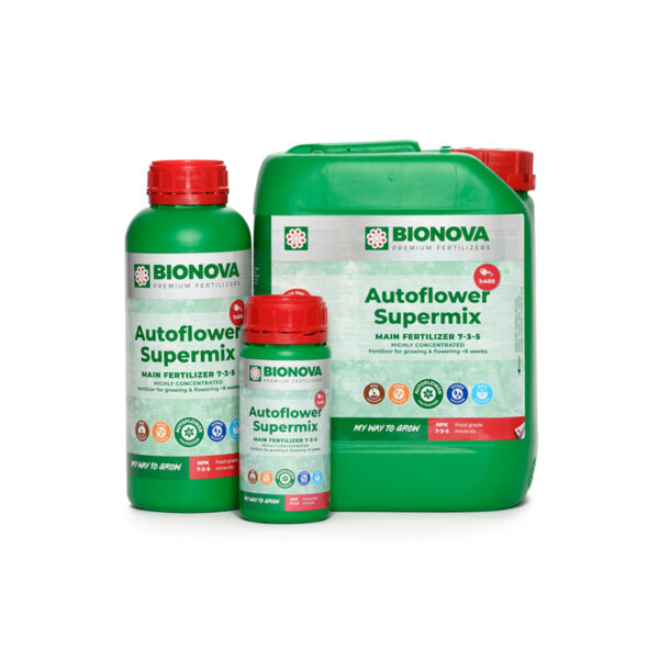 Bio Nova Autoflower Supermix