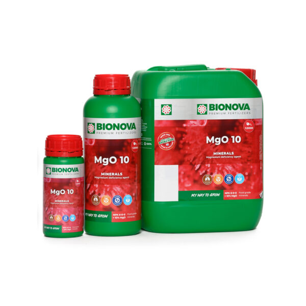 Bio Nova MgO 10