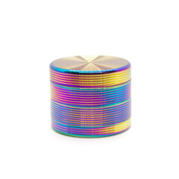Grinder in metallo multicolor