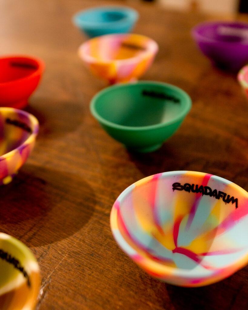 Bowl silicone Squadafum