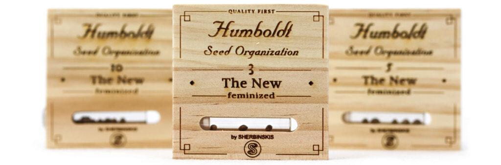 Semi cannabis femminizzati Humboldt seeds
