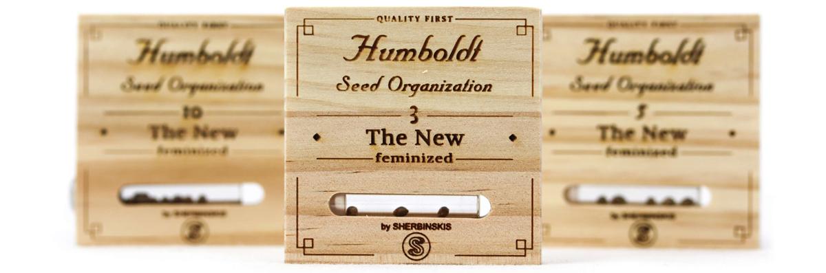 Humboldt Seeds - semi di cannabis femminizzati